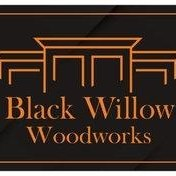 Black Willow Woodworks logo