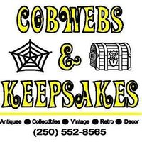 Cobwebs & Keepsakes logo