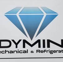 Dymin Mechanical & Refrigeration logo