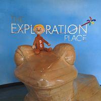 The Exploration Place logo