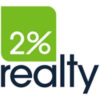 2 Percent Realty Experts logo
