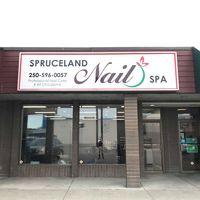 Spruceland Nail Spa logo