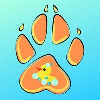 Pekoe's Pet Parlour logo