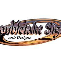 Doubletake Signs logo