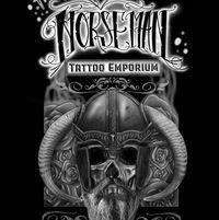 The Norseman Tattoo Emporium logo