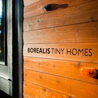 Borealis Tiny Homes logo