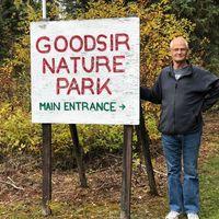 Goodsir Nature Park logo