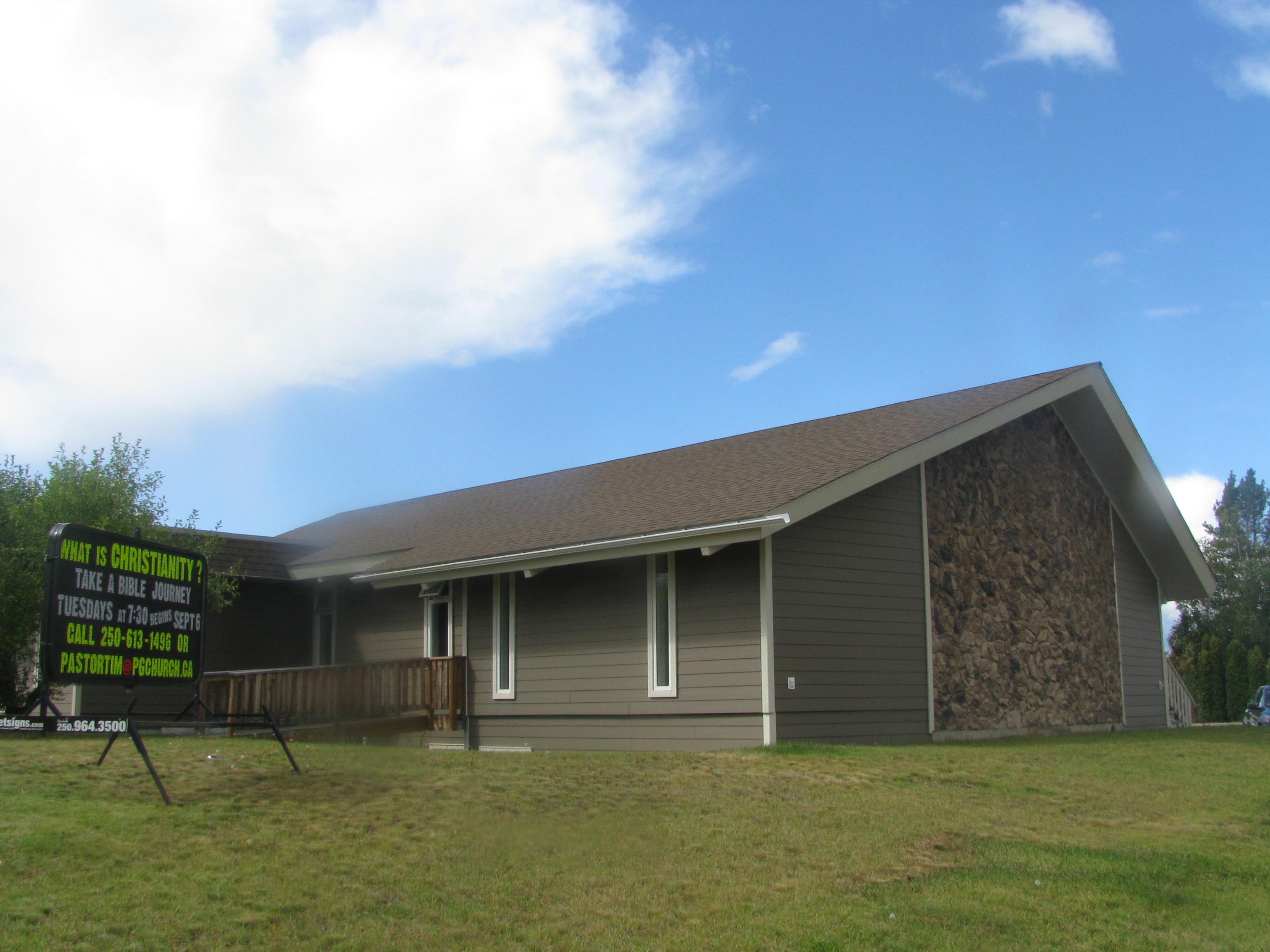 Prince George Canadian Reformed Church logo