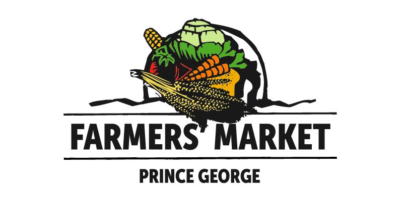 Prince George Farmers' Market Association logo