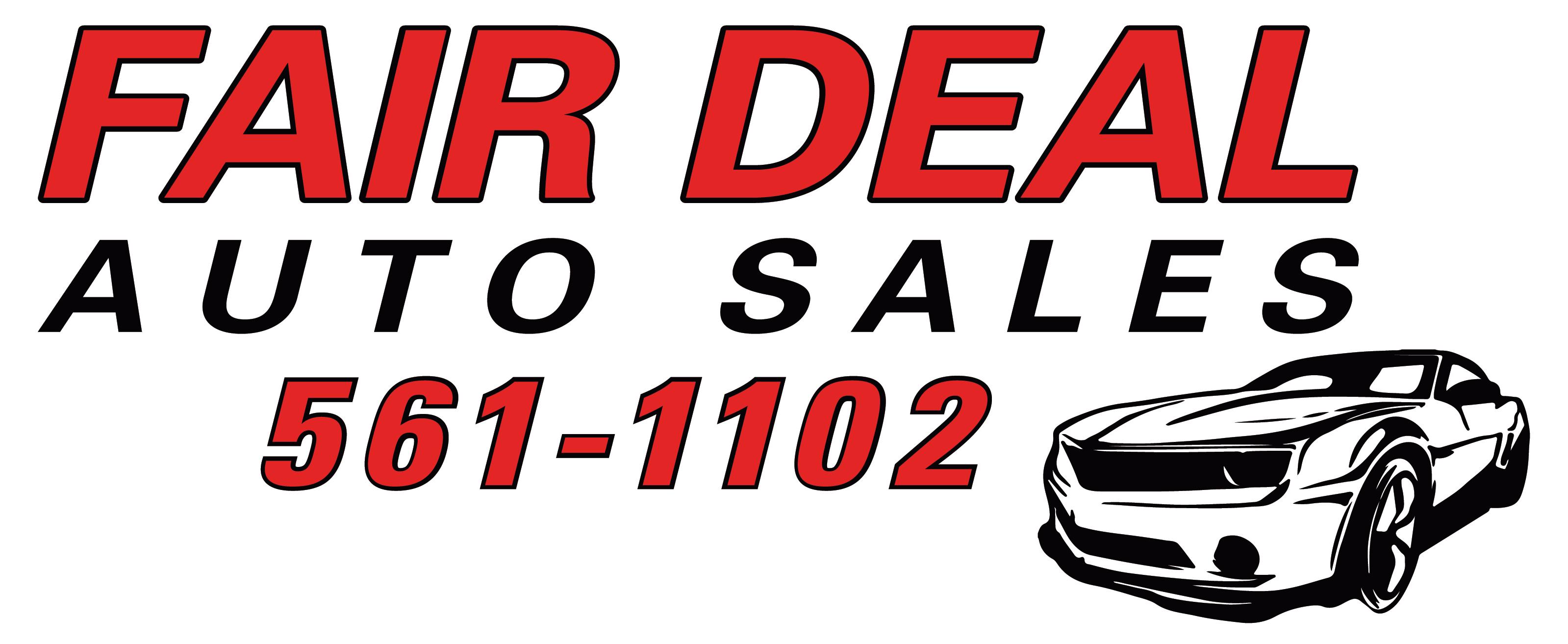 Fair Deal Auto Finance logo