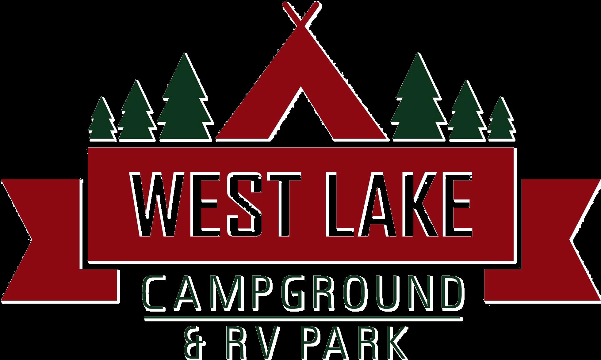 West Lake Campground logo