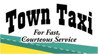 Town Taxi logo