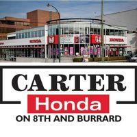 Carter Honda logo