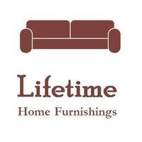 Lifetime Home Furnishings logo