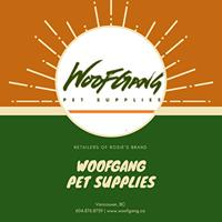 Woofgang Pet Supplies logo