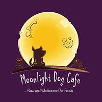 Moonlight Dog Cafe Pet Store logo