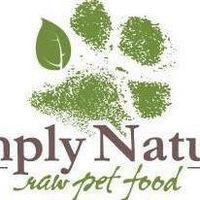 Simply Natural Raw Pet Food logo