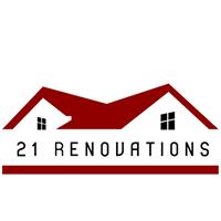 21 Renovations logo