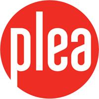 PLEA Community Services Society of BC logo
