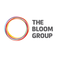 The Bloom Group Community Services Society logo