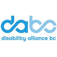 Disability Alliance BC logo