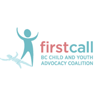 First Call: BC Child & Youth Advocacy Coalition logo