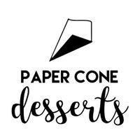 Paper Cone Desserts logo