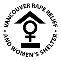 Vancouver Rape Relief & Women's Shelter logo