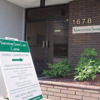 Vancouver Spine Care Centre logo