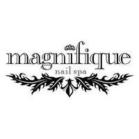 Magnifique Nail Spa logo