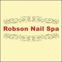 Robson Nails & Spa logo