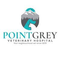 Point Grey Veterinary Hospital logo