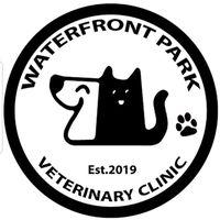 Waterfront Park Veterinary Clinic logo