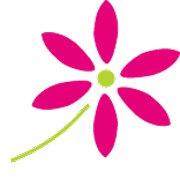 Garden Party Flowers logo