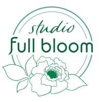 Studio Full Bloom logo