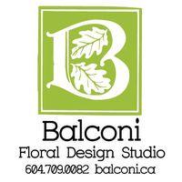 Balconi Floral Design Studio Inc logo
