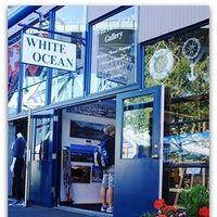 White Ocean Gallery logo