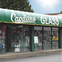 Capilano Glass & Screens Ltd logo