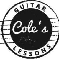 Cole's Guitar Lessons logo