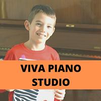 Viva Piano Studio logo