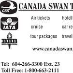 Canada Swan International Travel Ltd logo