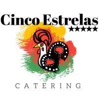 Cinco Estrelas Catering logo