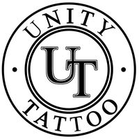 Unity Tattoo Vancouver logo