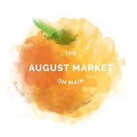 The August Market logo