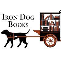 iron dog books logo