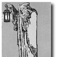 Abraham's Metaphysical Books logo