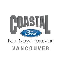 Coastal Ford Vancouver logo