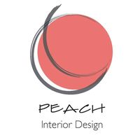 Peach Interior Design logo