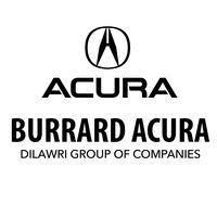 Burrard Acura logo