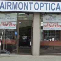 Fairmont Optical logo